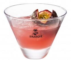 Pink Passoa koktél