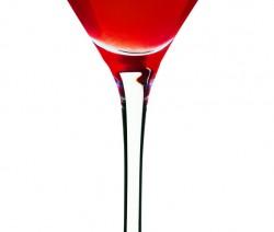 Red Rose Martini koktél