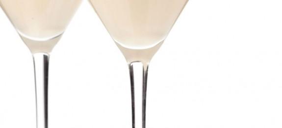 Snowcap Martini koktél