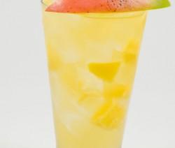 Mango Italian Soda koktél