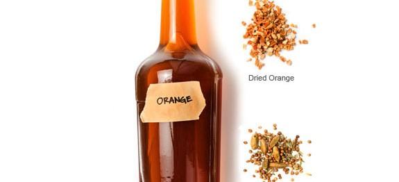 Házi Orange Bitters