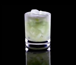 The Pernod Grinch koktél