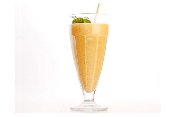 Mangós-banános turmix