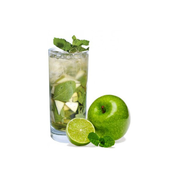 Green Apple Mojito koktél
