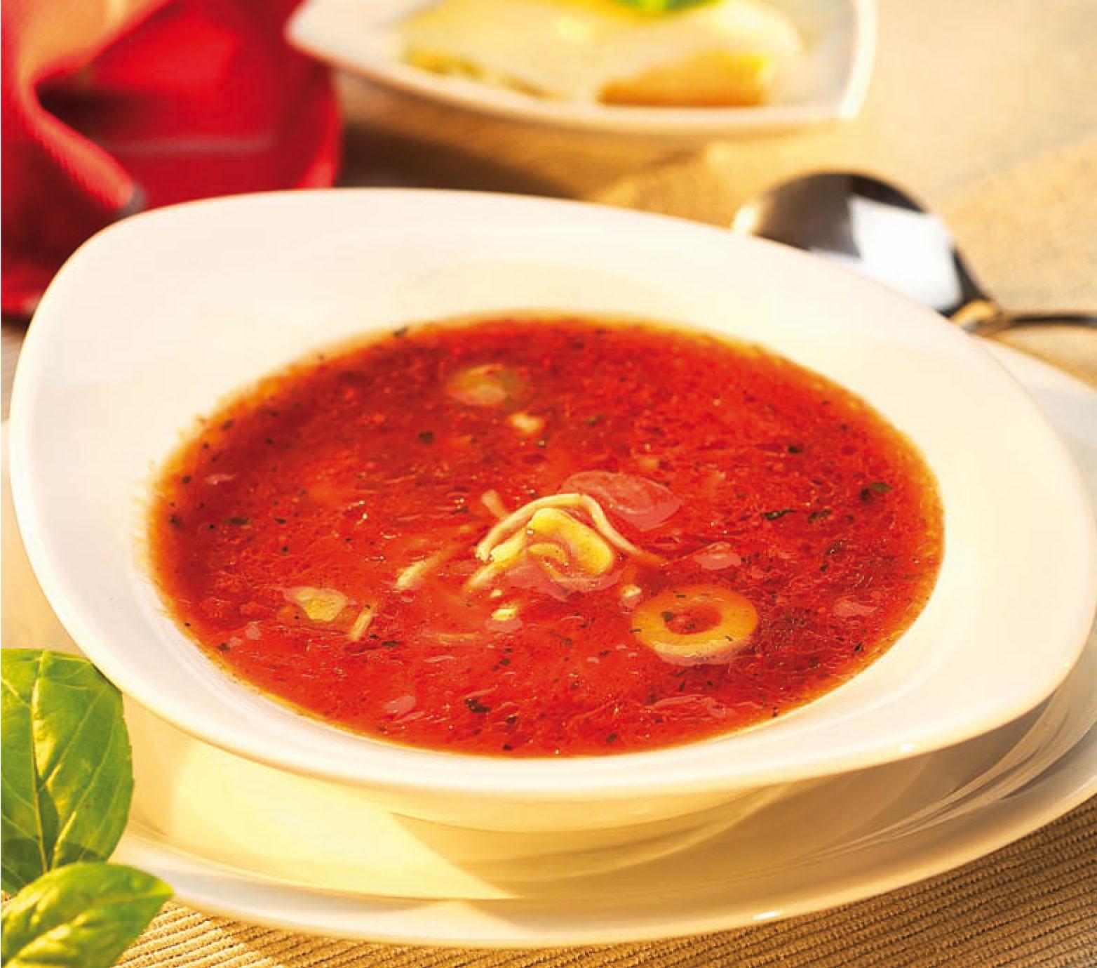 Zuppa di Italiani - olasz leves