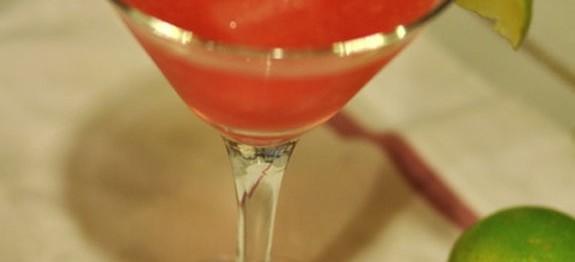 Sloe Tequila koktél