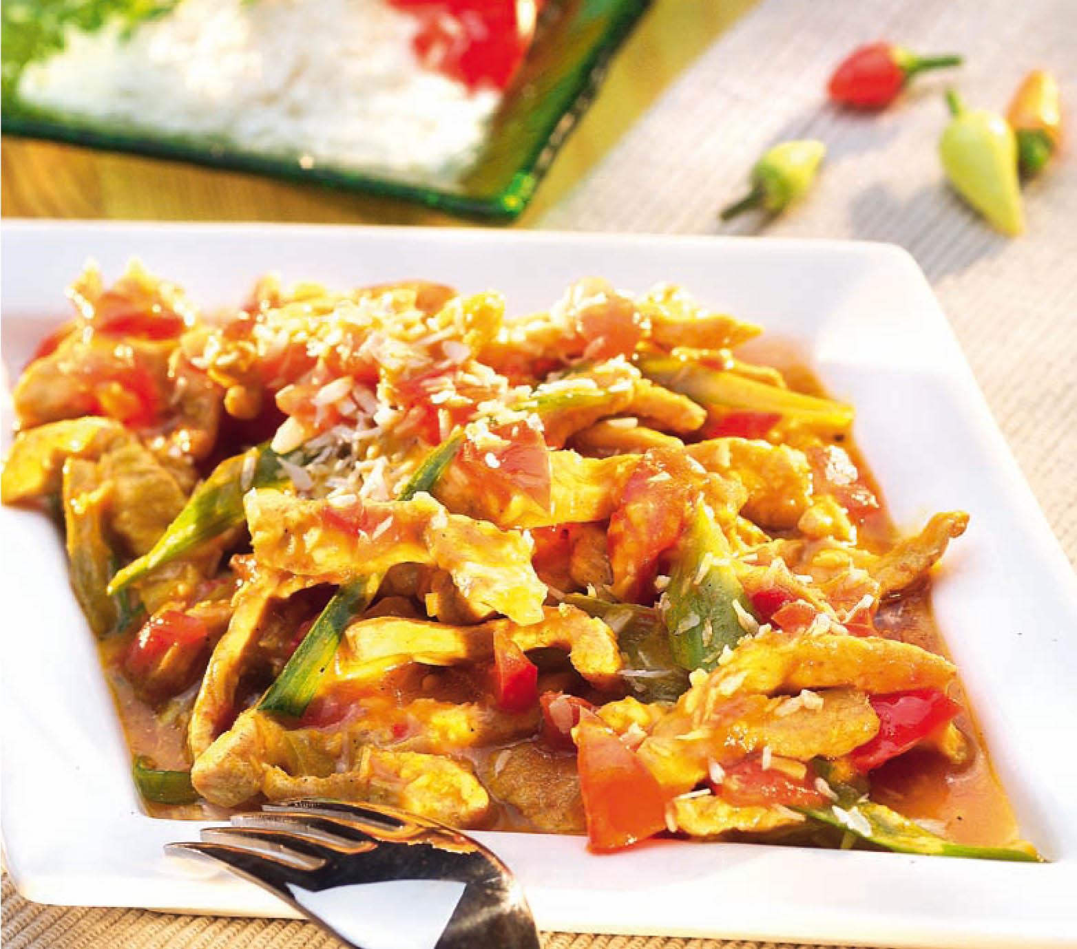 Thai sertéscsíkok