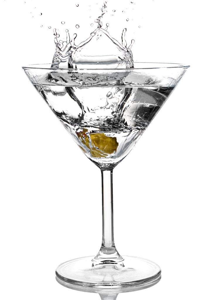 Bacardi Martini koktél