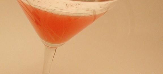 Pink Bonnet koktél