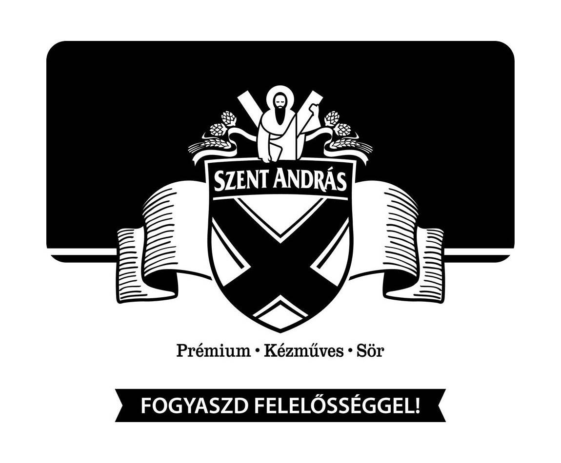 Szent András Sörfőzde logó